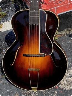 Gibson L 5  1929 Sunburst Finish