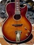 Electra Guitars X 510 Howard Roberts 1977 Sunburst Finish