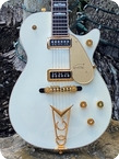Gretsch G6134 White Penguin 2004 White Finish