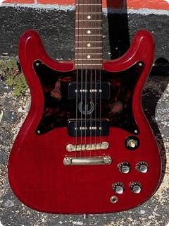 Epiphone Sb 432 Wilshire  1962 Cherry Finish