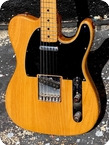Fender Telecaster 1978 Natural Ash Finish