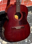 Favilla F5 Flat Top 1964 Natural Mahogany Finish