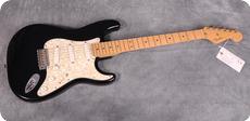 Fender Eric Clapton Signature Stratocaster Blackie 1989 Black
