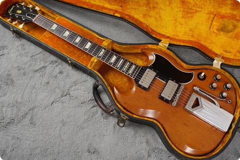 Gibson Les Paul Sg Standard 1961 Cherry