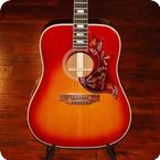 Gibson Hummingbird 1968 Cherry Sunburst