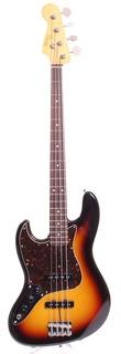 Fender Jazz Bass '62 Reissue Lefty 2015 Sunburst