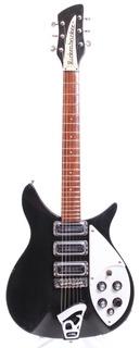 Rickenbacker 320 1981 Jetglo