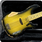 Nash PB 55 2012 2 Tone Sunburst