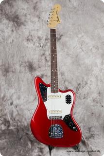 Fender Jaguar 2017 Candy Apple Red