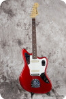 Fender Jaguar 2017 Candy Apple Red