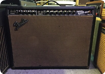 Fender Twin Reverb JBL 1965 Black Face
