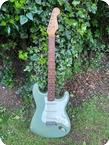 Fender Stratocaster RARE CUSTOM COLOUR 1965 INCA SILVER