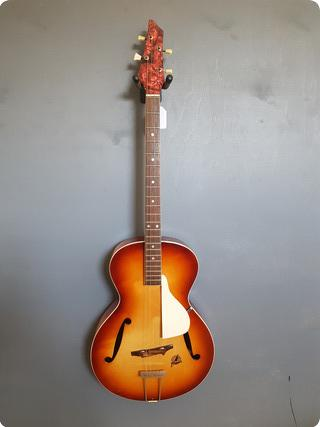 Framus Guitars 5/139  1959 Sunburst