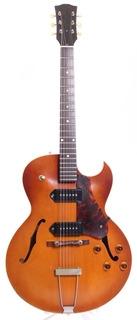 Gibson Es 125tdc 1960 Cherry Sunburst