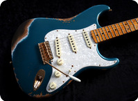 Fender Custom Shop Stratocaster 2021 Ocean Blue