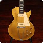 Gibson-Les Paul Standard-1953-Goldtop
