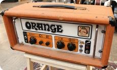 Orange 1972 ORS100 Graphic Series Pics only Head 1972