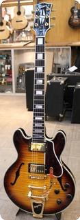 Gibson 2009 Custom Cs356 Figured Top 2009