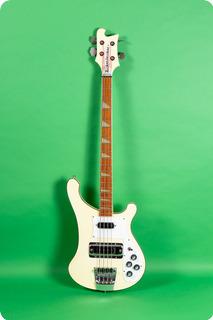 Rickenbacker 4001 Bass  1978 White