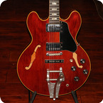 Gibson ES 335 TDC 1969 Cherry Red