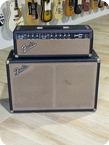 Fender Tremolux Amp 1964 Black Tolex