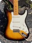 Fender Stratocaster 1956 Sunburst Finish