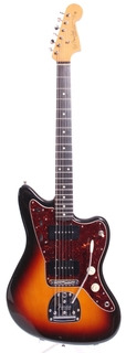 Fender Jazzmaster Classic Player W/ Novak Pickups 2009 Sunburst