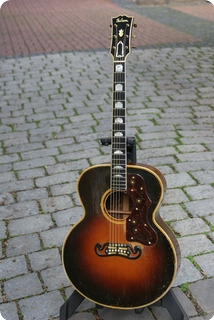 Gibson Sj 200 1940 Sunburst