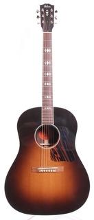 Gibson Advanced Jumbo Aj Historic 2013 Sunburst