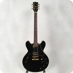 Gibson ES335 EX ROY ORBISON OH PRETTY WOMAN 1988 Black