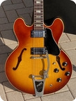 Gibson ES 335TD 1970 RedBrown Sunburst Finish
