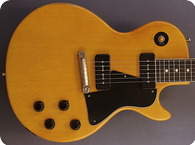 Real Guitars Hand Build 56 Special Roadwarrior 2021 TV Yellow