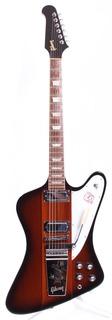 Gibson Firebird V Lyre Vibrola 2016 Vintage Sunburst