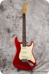 Fender Stratocaster 1998 Candy Apple Red