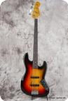 Fender Jazz Bass 1963 Sunburst Refinished