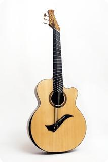 Stoll Guitars Iq Hybrid 8 String 2020 Natural