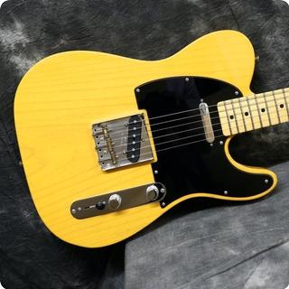 Fender Fsr/special Edition Deluxe Ash Tele 2013 Butterscotch Blonde