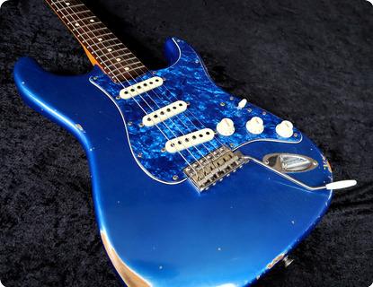 Fender Custom Shop Stratocaster Blue