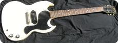 Gibson SG Junior TV 1962 TV Polaris White