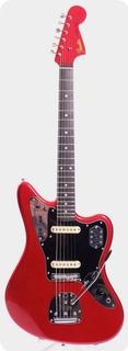 Fender Jaguar '66 Reissue 2000 Candy Apple Red