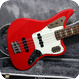 Fender Jaguar Bass 2007-Hot Rod Red