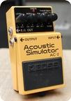 Boss AC 2 Acoustic Simulator