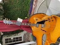 Gibson ES 150 Thick Body ES335 1969 Blonde