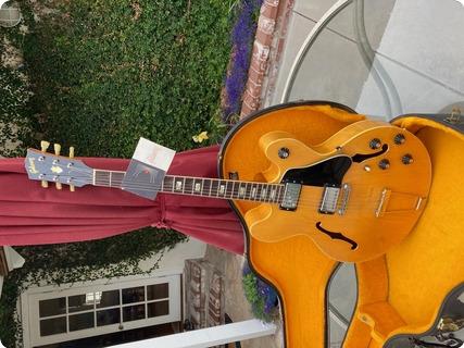 Gibson Es 150 (thick Body Es335) 1969 Blonde