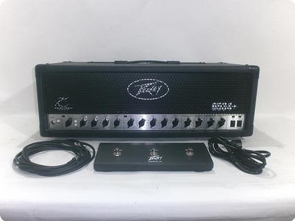 Peavey 6534+ 120w Guitar Amp Head Made In Usa
