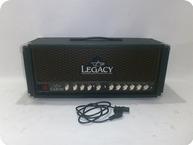 Carvin Legacy Model VL100 Steve Vai Signature 2 Channel 100 Watt Guitar Amp Head