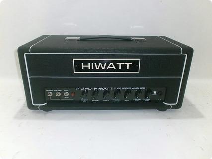 Hiwatt T40 Hd Head 20/40w