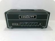 Hiwatt T40 HD Head 2040w