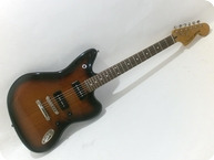 Fender ModerPlayer Jaguar P90 Chocolate Burst