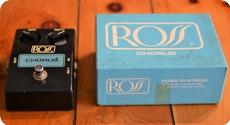Ross Chorus 2000 Black